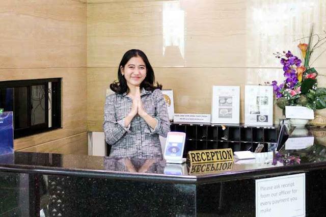 Pelayanan yang ramah apartemen di Jakarta