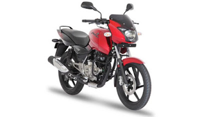 New Bajaj Pulsar 150 right side front look