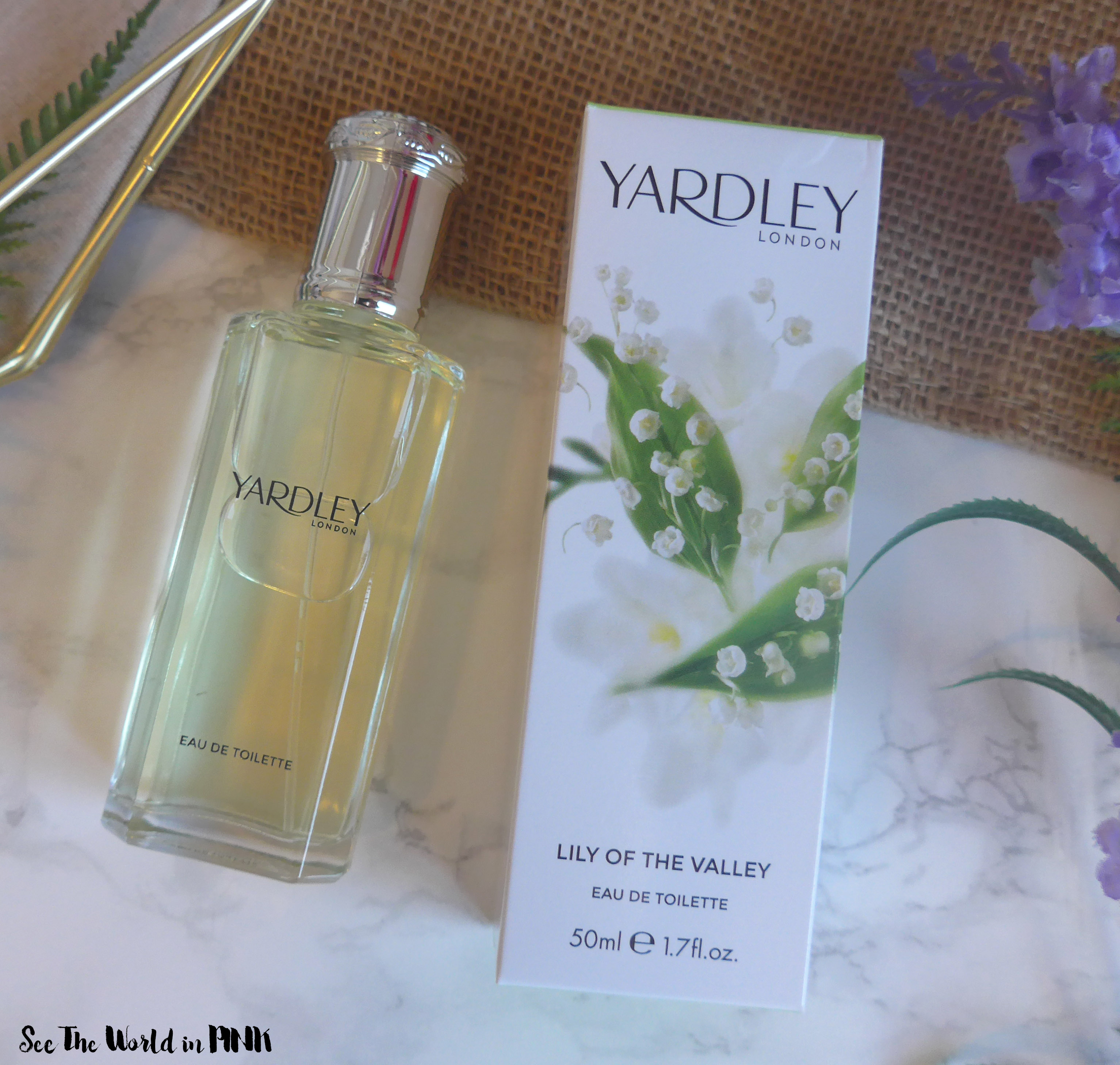 Yardley Lily of the Valley