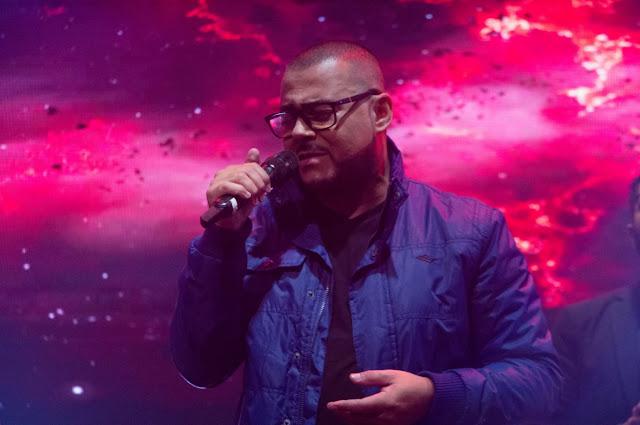 André Leono lança novo EP gravado ao vivo pela MK Music