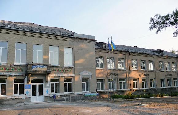 Авдеевка. Школа № 1 после ремонта