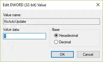 Hướng dẫn chặn Windows 10 update tự động