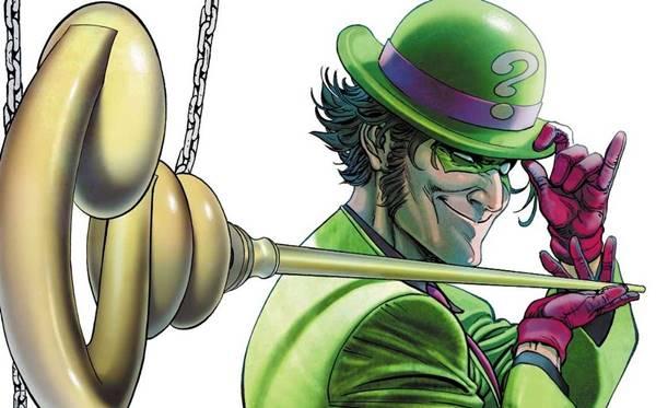 daftar Kekuatan The Riddler (DC Comics)