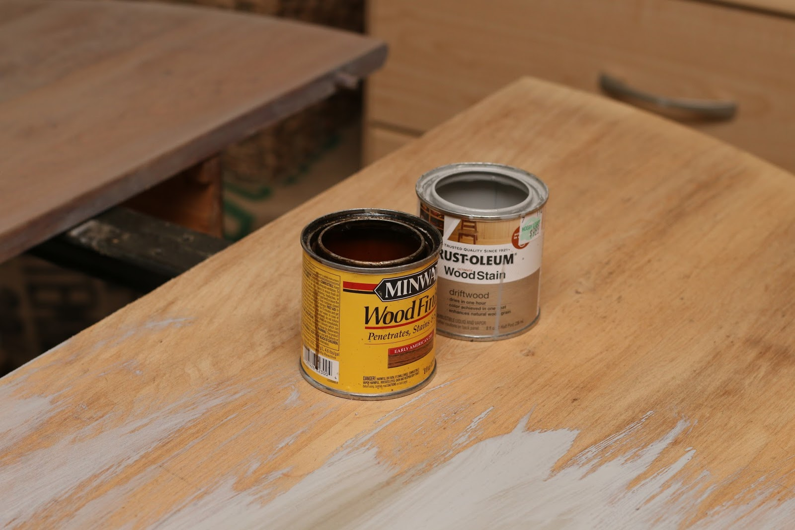 Rustoleum Driftwood Stain Lets Drink Coffee Darling