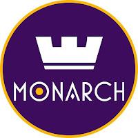 Monarch – receba $ 10 dólares em moedas + $ 2 por referido