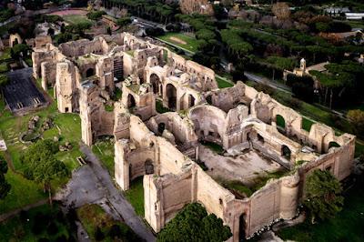 siti archeologici roma visitare