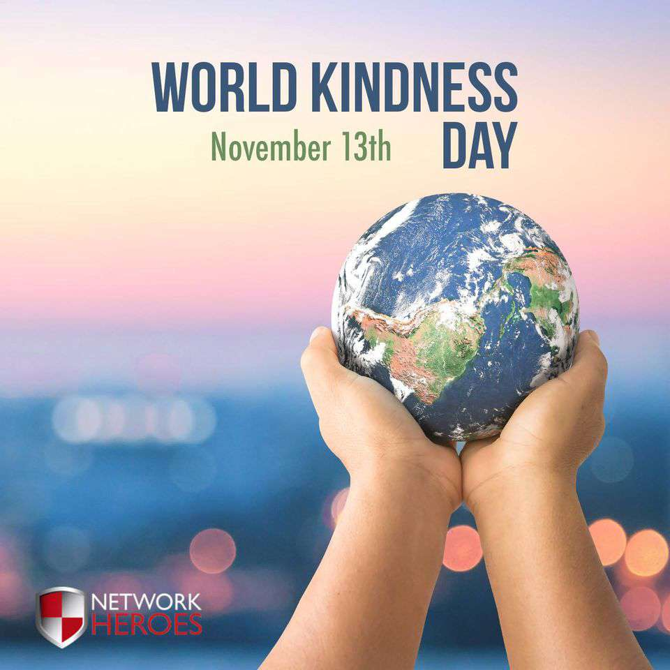 World Kindness Day Wishes Sweet Images