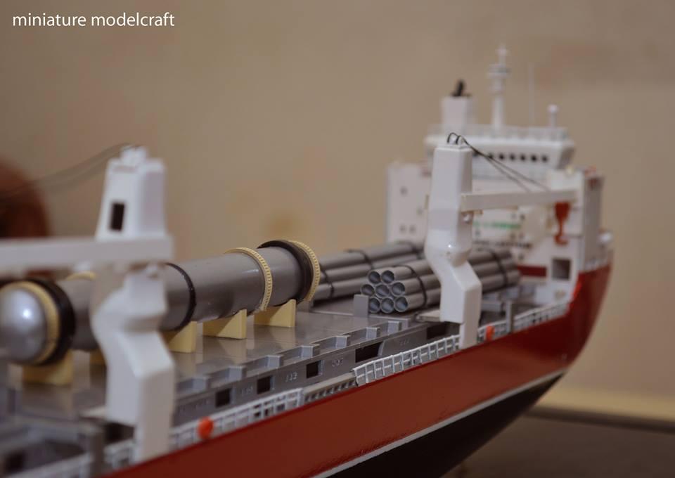 miniatur kapal cargo murah mv hhl congo