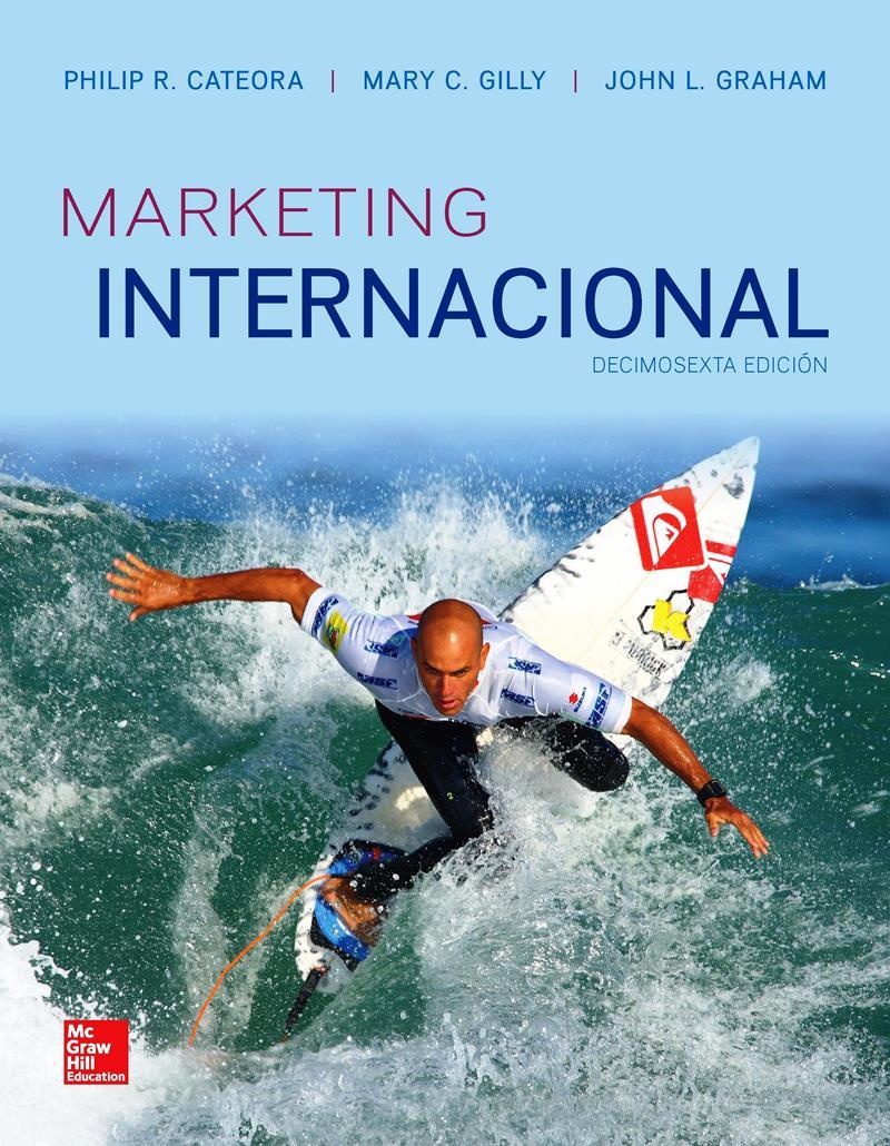 Marketing Internacional, 16va Edición – Philip R. Cateora
