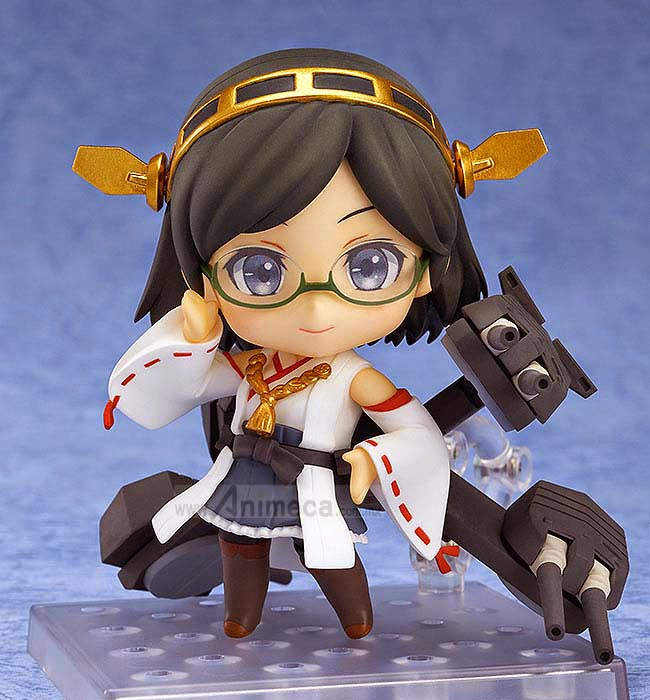KIRISHIMA Kantai Collection KanColle NENDOROID FIGURE Good Smile Company