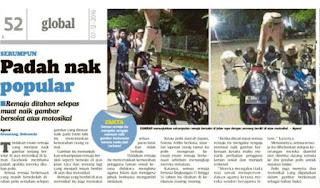 Ups, Media Asing Pun Meliput Pelecehan Sholat Di Jepara