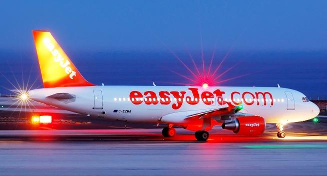 ايزي جت easyJet خطوط إيزي جيت الجوية