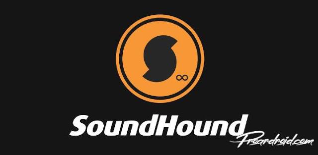 تطبيق SoundHound PRO لاكتشاف الموسيقي ومعرفة هوية المغني للأندرويد