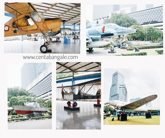 Wisata Jakarta Yang Sudah Dibuka: Wisata Di Museum Satria Mandala Jakarta