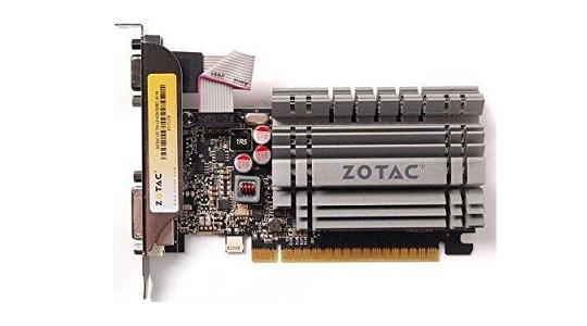 Zotac NVIDIA GT 730 4 GB DDR3