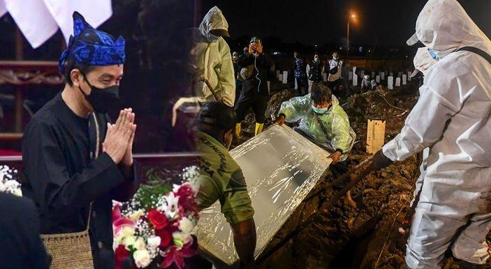 Nah Kan! Media Asing Cium 'Kejanggalan' Angka Kematian Akibat Covid-19 di Indonesia Versi Data Rezim Jokowi