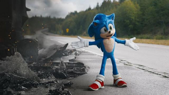 Sonic. Szybki jak błyskawica (2020)