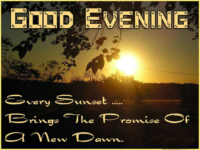 Good Evening Wallpapers 2017