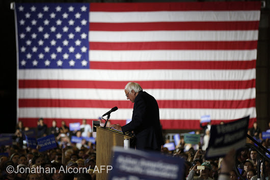 Sen. Bernie Sanders on California Primary Election Night