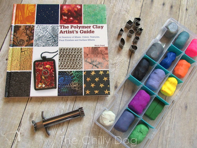 The Polymer Clay Artist's Guide by Marie Segal is a must have reference for clay crafters of all skill levels.