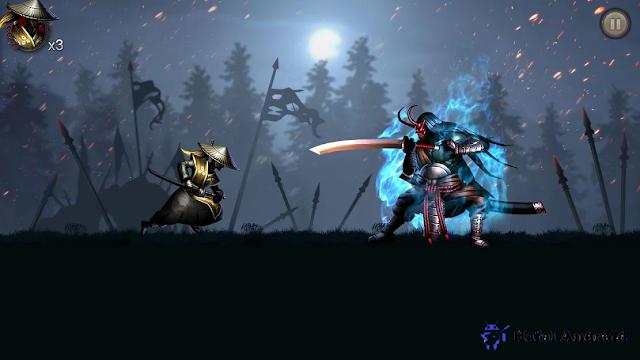 Ninja Warrior Legend of Fighting Shadow
