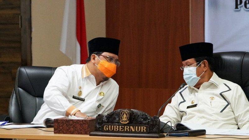 Dua Kali Swab Negatif dari BTKLPP, Gubernur Kepri Sembuh Covid-19