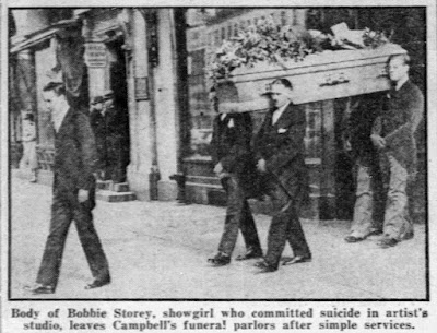 Bobbie Storey Dead