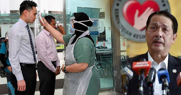 Berita Menyedihkan.. 12 Staff KKM, 3 Staff Swasta Positif Covid-19
