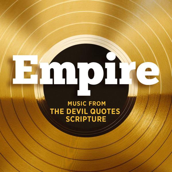 "Empire Cast - Empire: Music From ""The Devil Quotes Scripture"" - Single Cover"