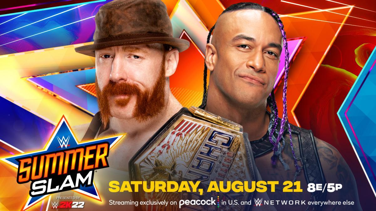 """""""Sheamus vs. Damian Priest"""" é anunciado para o WWE SummerSlam"""