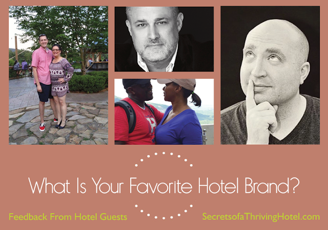 Guests Reveal Their Favorite Hotel Brands