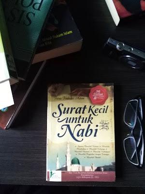 Cover Buku Surat Kecil Untuk Nabi
