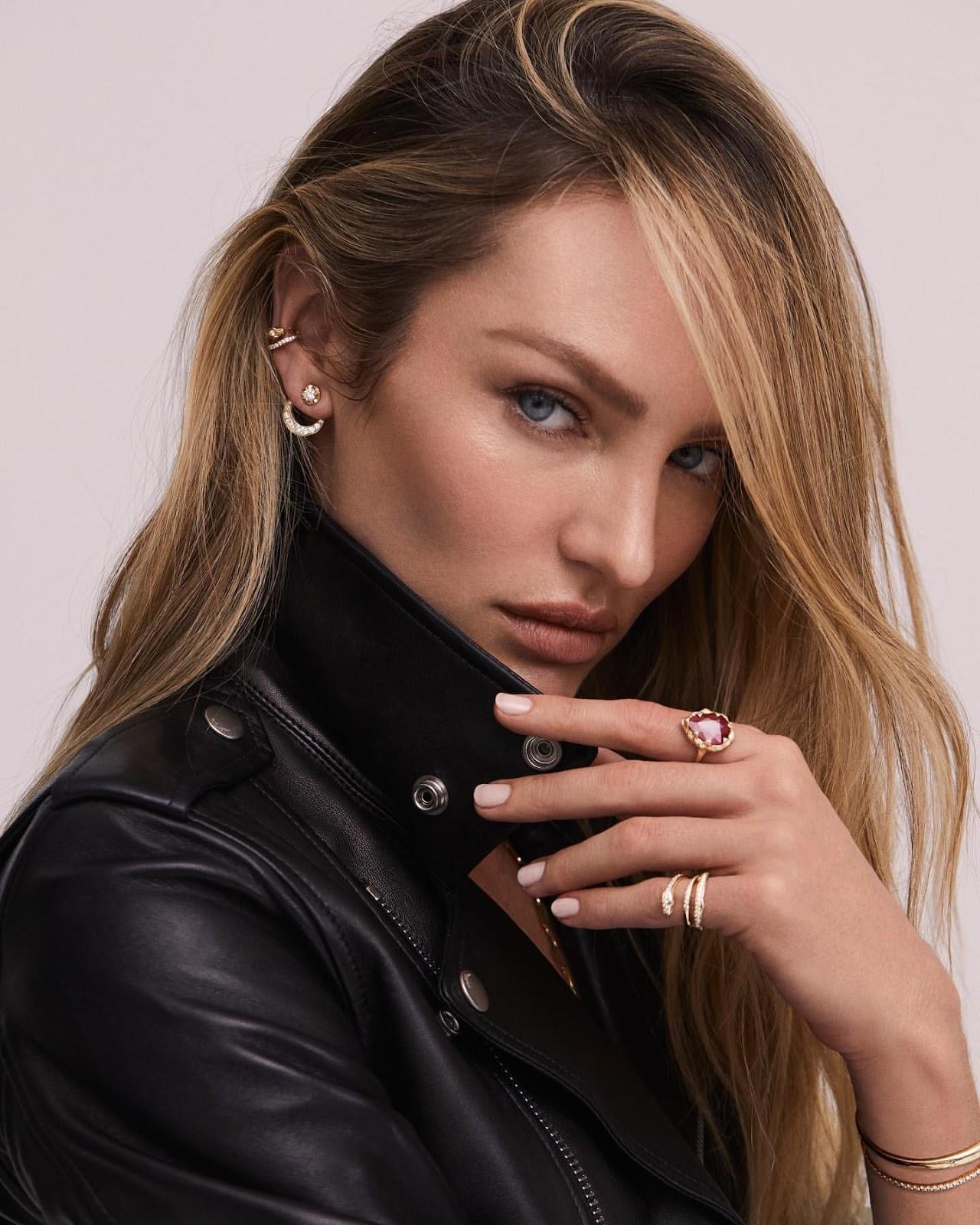Candice Swanepoel – Logan Hollowell Jewelry
