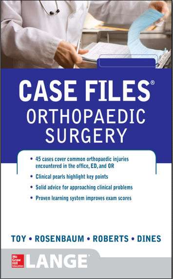 Case Files Orthopaedic Surgery [PDF]