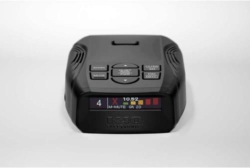 Review K40 Electronics Portable Radar Laser Detector