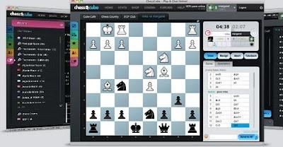 لعبة ChessCube