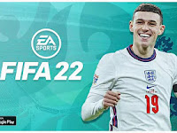 FIFA 22 Android Special EURO 2020 English Version & Update Transfer 2021/22