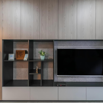 Television Feature Wall