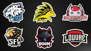 Cara Membuat Logo Esport / Logo Squad Gaming Di Android Dengan Cepat