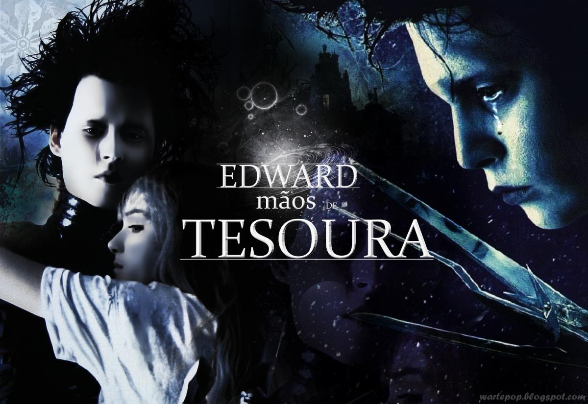 Papo de Cinema: Edward Mãos de Tesoura (Edward Scissorhands) 1990