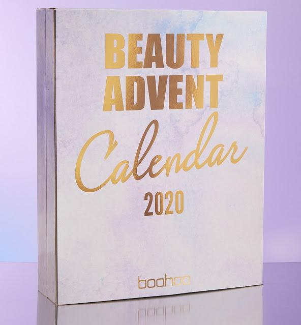 BOOHOO BEAUTY ADVENT CALENDAR 2020