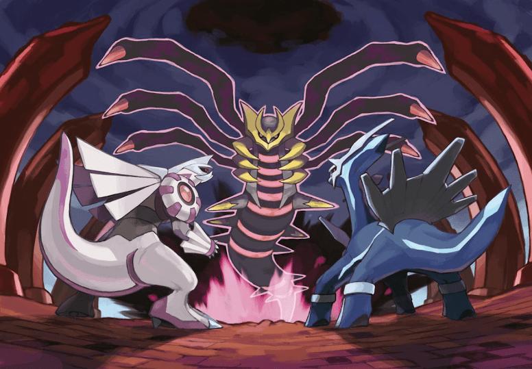 Rumor Pokémon Remake de Sinnoh