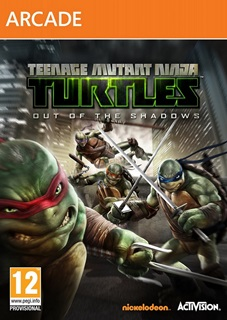 Teenage Mutant Ninja Turtles: Out of the Shadows (Completo)