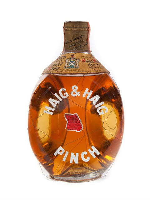 Haig Dimple scotch whiskey