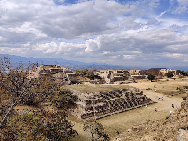 How To Plan Your Trip To Oaxaca In Mexico monte Alban