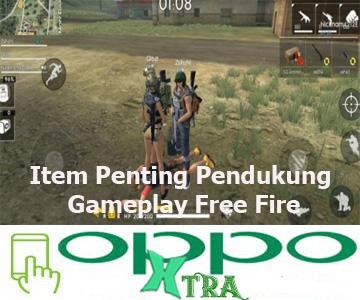 Item Penting Pendukung Gameplay Free Fire