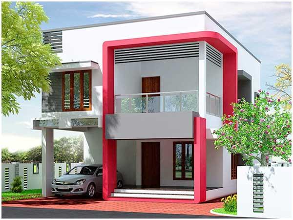 Warna Cat  Rumah  Bagian Luar Yang Bagus Untuk Rumah  Minimalis