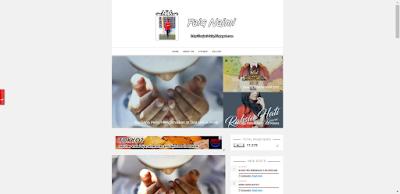 Blog Faiq Najmi Berwajah Baru