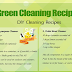6 Natural Cleaning Recipes You Can Make at Home #infographic