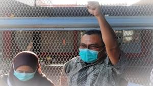 Saiful Mahdi resmi dibebaskan berkat amnesti Presiden